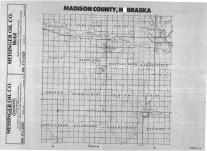 Index Map, Madison County 1988